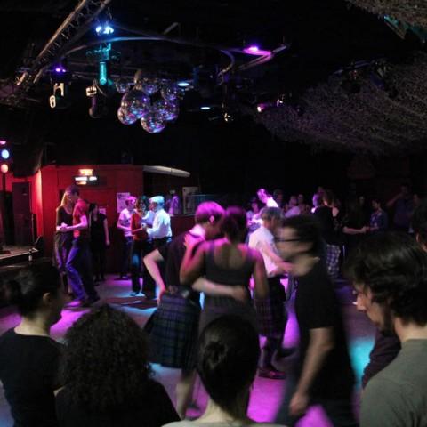Ceilidh band in Edinburgh