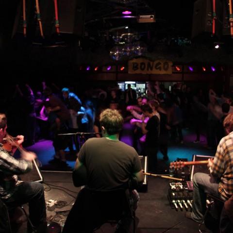 Òr Ceilidh Band at the Bongo Club