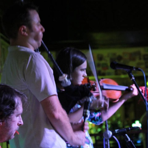 Ceilidh band in Edinburgh